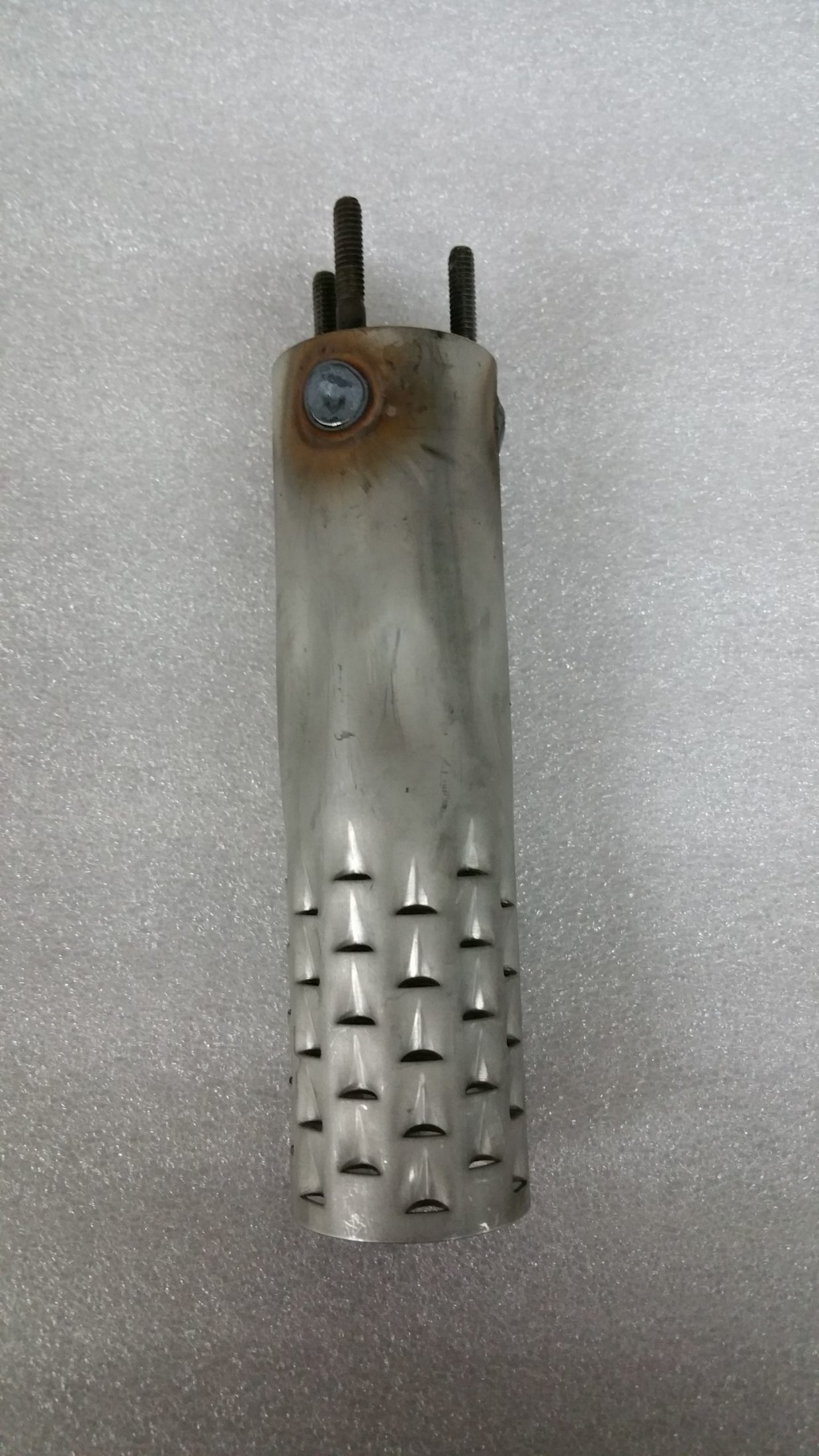 Belchfire 2 Inch Torch Head Without Thermocouple